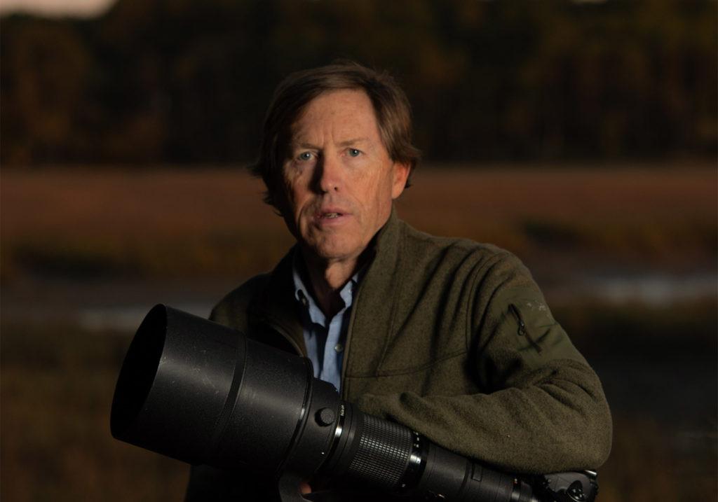Photographer Peter Cram